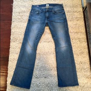 True Religion Section Danny Straight Cut Jeans